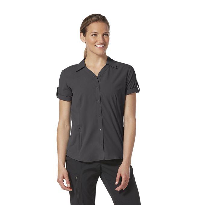 Royal Robbins Discovery III Pant Black, Grey Women's
