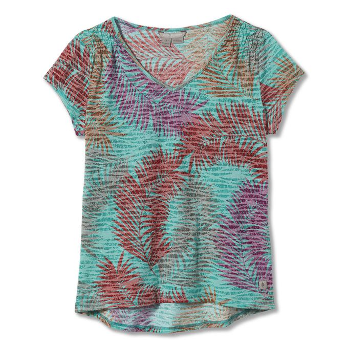 Royal Robbins Featherweight Tee Blue, Turquoise Women's