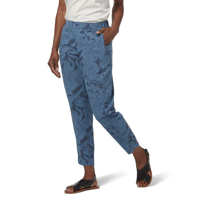 Royal Robbins Spotless Traveler Pant Blue Women's