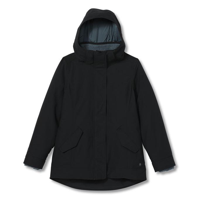 Royal Robbins Switchform Insulated Jacket Women's Jackets Black Main Front