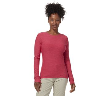 Royal Robbins Bug Barrier Tech Travel L/S Pink Women's