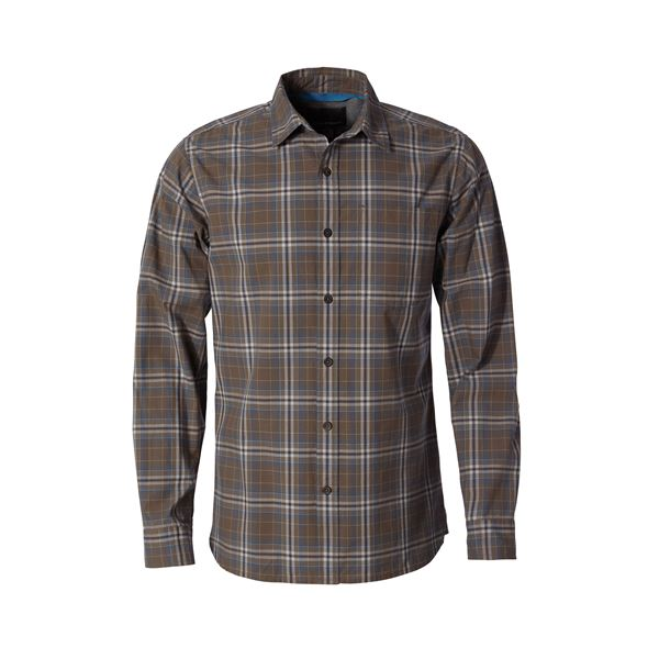 TROUVAILLE-PLAID-LS